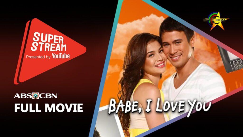 'Babe I Love You' FULL MOVIE | Anne Curtis, Sam Milby | YouTube Super Stream