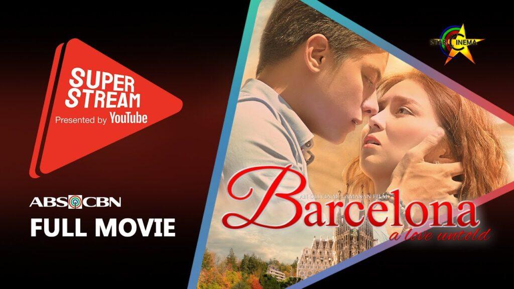 'Barcelona: A Love Untold' FULL MOVIE | Kathryn Bernardo, Daniel Padilla