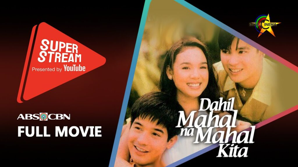 'Dahil Mahal na Mahal Kita' FULL MOVIE | Claudine Barretto, Rico Yan | YouTube Super Stream