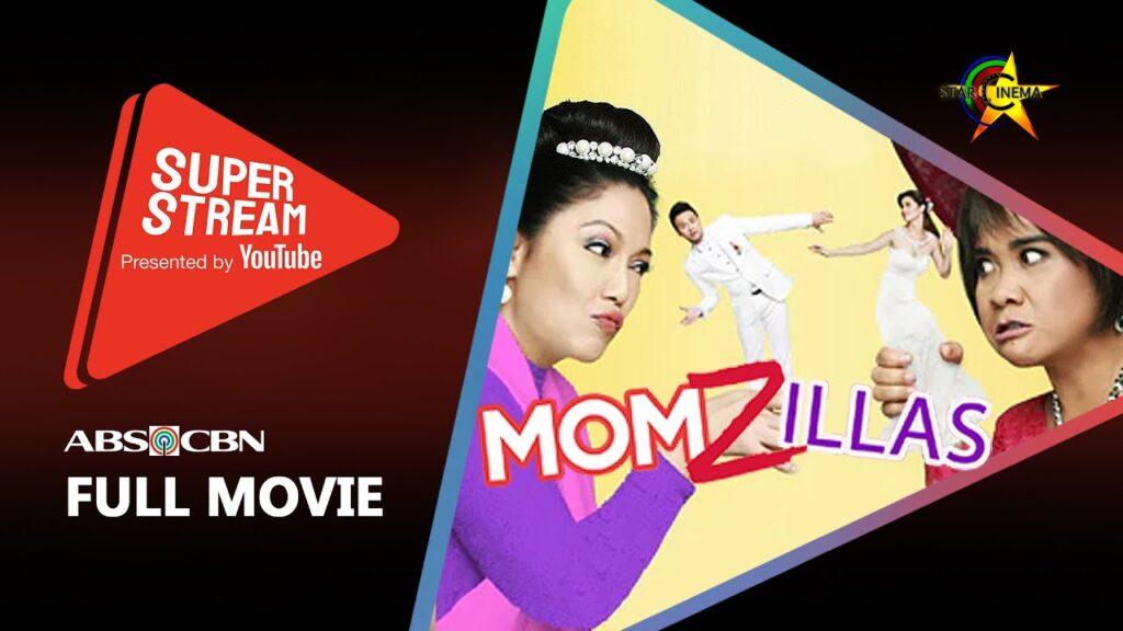 'Momzillas' FULL MOVIE | Maricel Soriano, Eugene Domingo | YouTube Super Stream