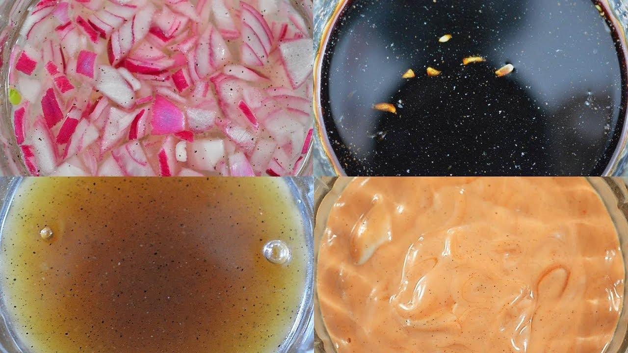 4 Amazing Sauces of Filipino Street Food | ANG SARAP GRABE
