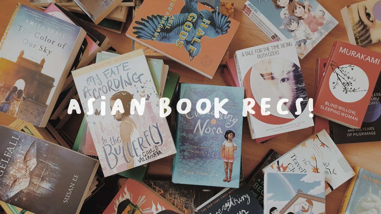 Asian Book Recommendations!