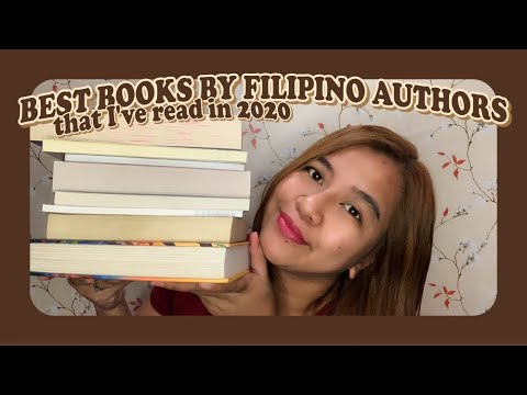 BEST BOOKS BY FILIPINO AUTHORS OF 2020 // booktube philippines