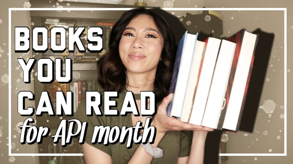 Books By Filipino Authors You Can Pick Up for API Month! [cc]