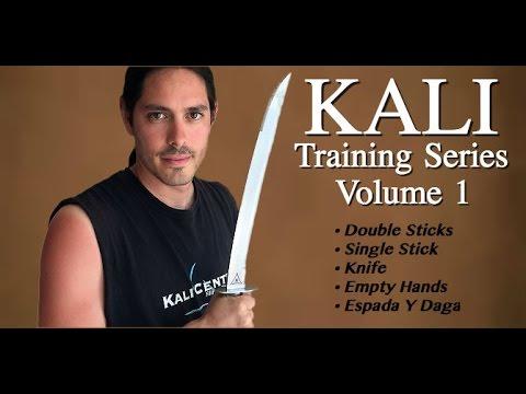 FILIPINO MARTIAL ARTS - Kali DVD Training Series Vol 1
