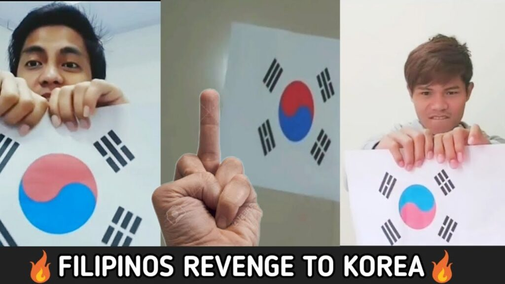 "FILIPINOS ""REVENGE"" to KOREA Compilation🔥🔥"