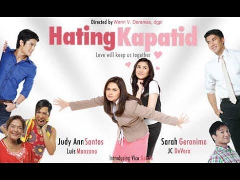 Hating Kapatid [Eng Sub] (Half Sibling) – Sarah Geronimo & Judy Ann Santos
