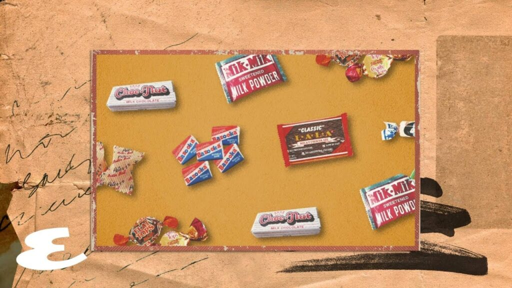 How Filipino Candy Favorites Got Its Names | Way Back When | Esquire Philippines