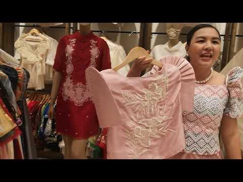 Kultura Filipino Filipiniana Gowns Collection