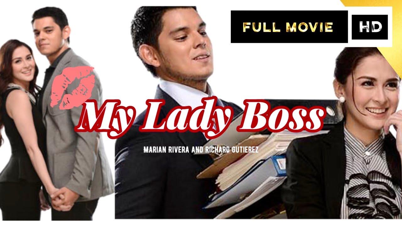 Marian Rivera and Richard Gutierez / My Lady Boss / Tagalog Movie / Filipino Movie