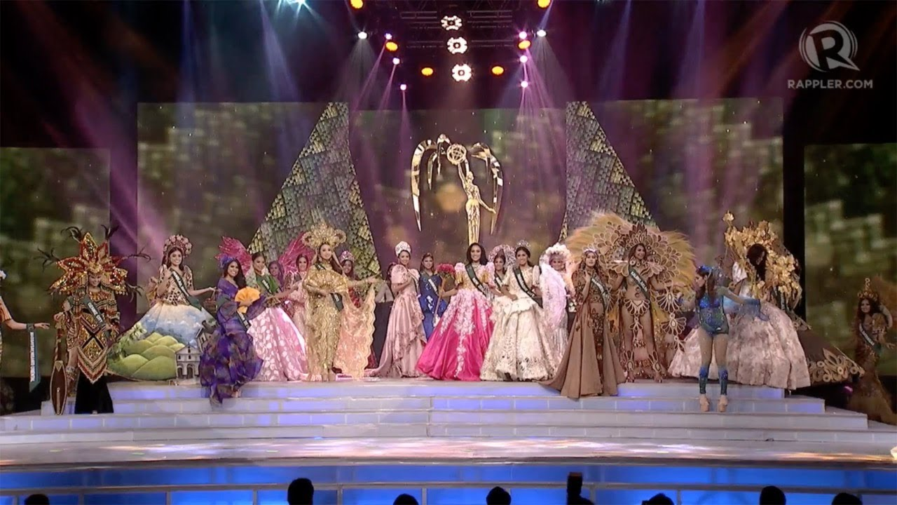 Miss Philippines Earth 2017: Cultural attire