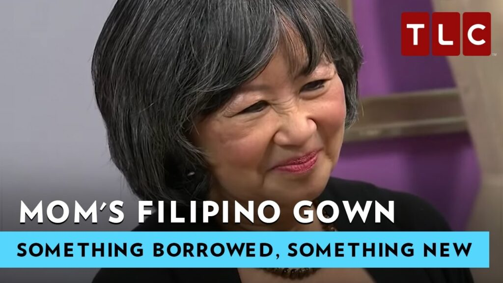 Mom's 1960 Filipino Gown | Something Borrowed, Something New