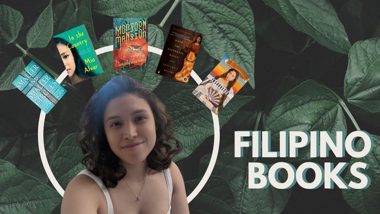 Reading a bunch of FILIPINO books!