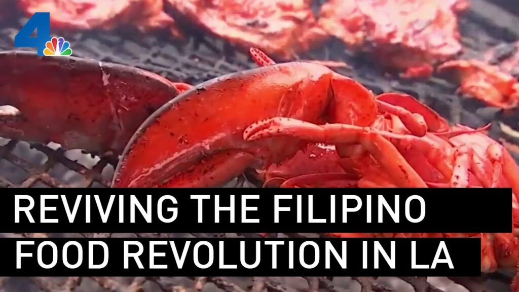 Reviving the Filipino Food Revolution in Los Angeles | NBCLA
