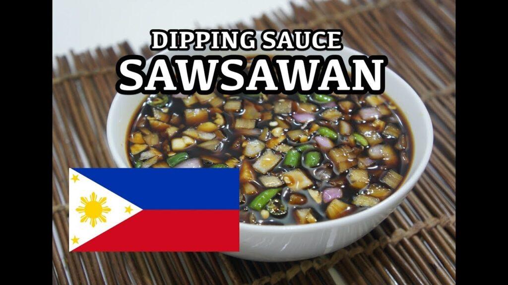 Sawsawan Dipping Sauce – Pinoy Tagalog Filipino Recipes