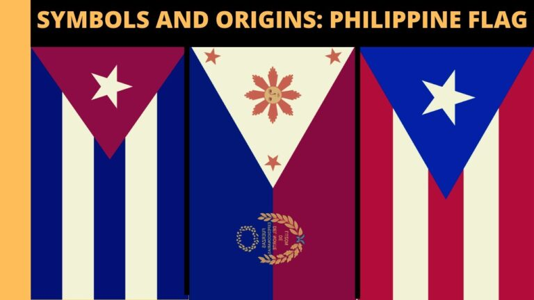 Symbols, Origin and Meaning: Philippine National flag