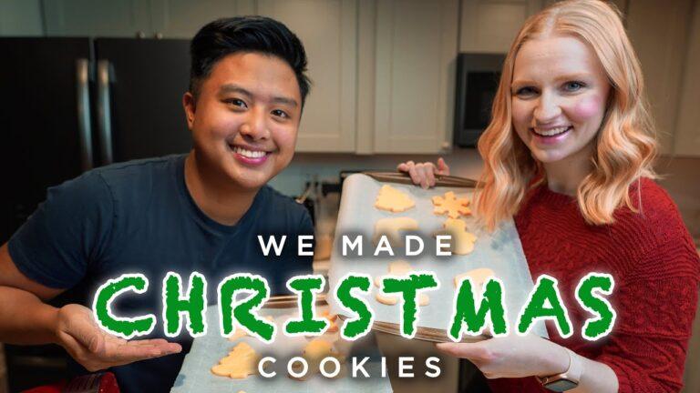 We made Filipino Christmas Lantern & Christmas Cookies - VLOGMAS 2020